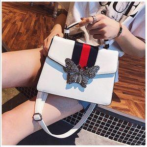 Handbags - 🦋 Fashion 🦋Crossbody with Diamond Butterfly